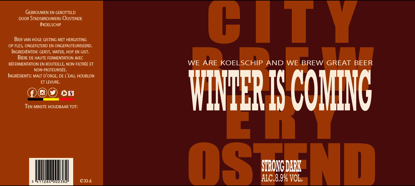 Picture of Winter Is Coming 8,9% 1x75cl
