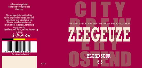 Picture of ZeeGeuze 7,5% 75cl
