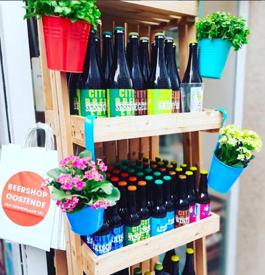 Picture of PROMO Ostend Beerbox Mix Koelschip 10+2 gratis x 75cl