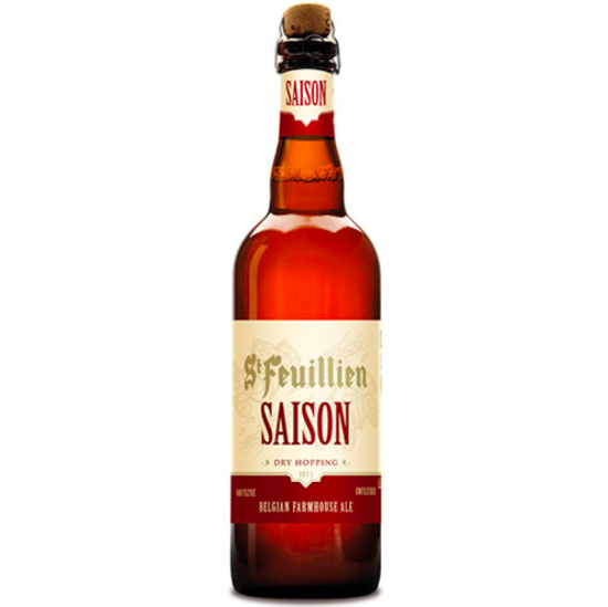 Picture of St-Feuillien Saison 75cl