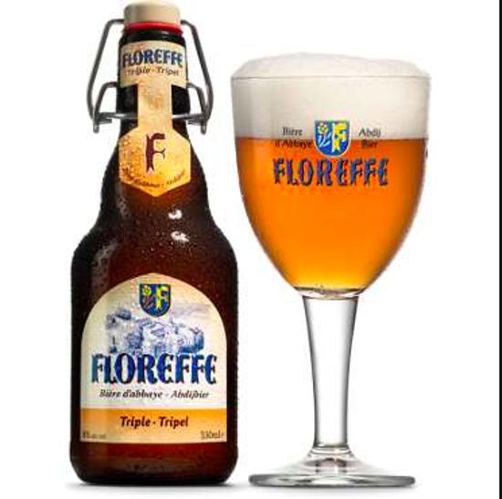 Afbeeldingen van Floreffe Tripel 33cl 6+1Gratis