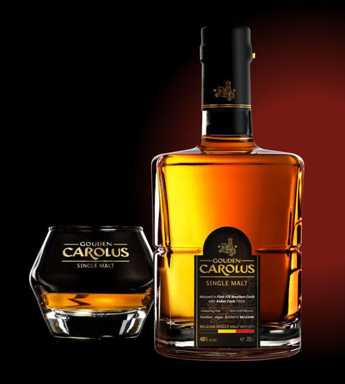 Picture of Whiskey Gouden Carolus 70cl