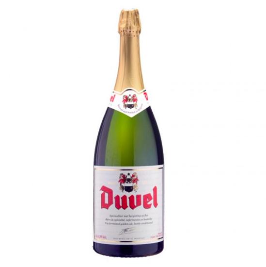 Picture of Duvel 1,5L + een lekkere verrassing van 't Koelschip