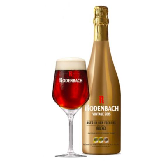 Picture of Rodenbach Vintage 2017 75cl + 2 glazen