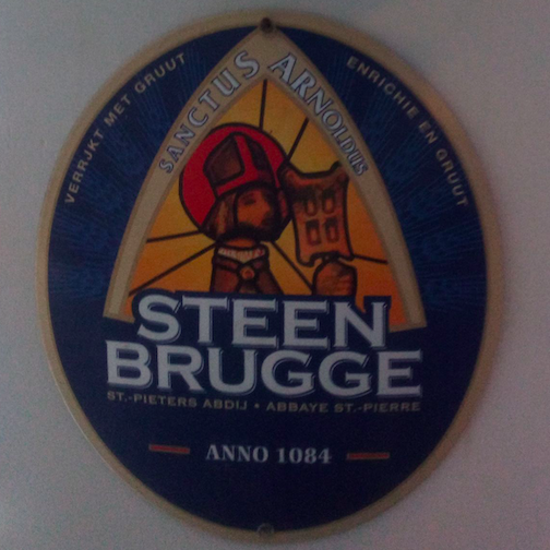 Picture of Steen Brugge (Emaille)