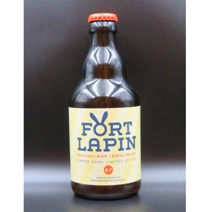 Picture of FORT LAPIN SOUR 4.7% 24X33CL + 2 GLAZEN
