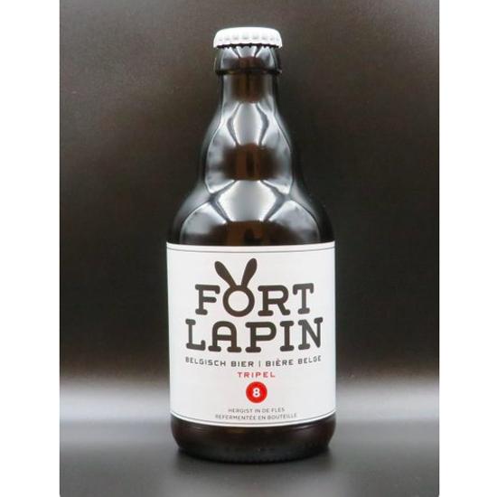 Afbeeldingen van FORT LAPIN TRIPEL 8% 1X33CL