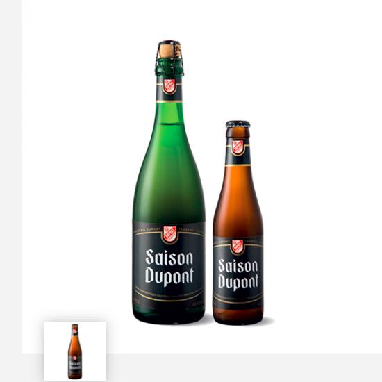 Picture of Saison Dupont 6,5% 1x75cl