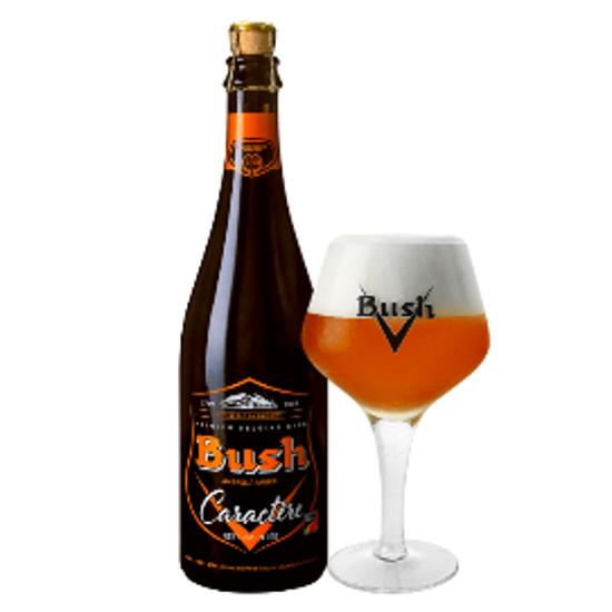 Picture of BUSH CARACTÈRE 12%1x75cl