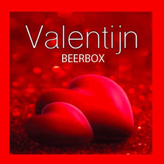Picture of Valentijn Beerbox 24x33cl + 2 glazen GRATIS