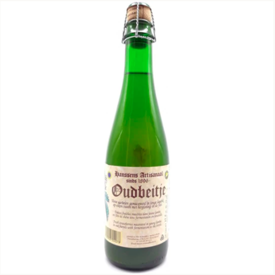 Picture of Oudbeitje Hanssens 2018 1x37,5cl