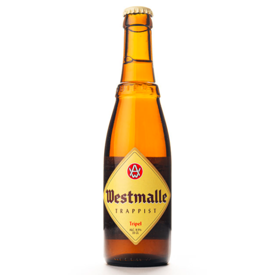 Picture of Westmalle Tripel 9,5% 1x33cl