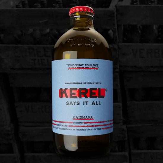 Picture of Kerel Kaishaku 15% 1x33cl