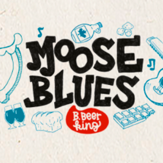 Picture of Moose Blues  7,5% 1x33cl