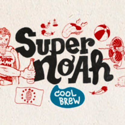 Picture of Super Noah 4,9% 1x33cl