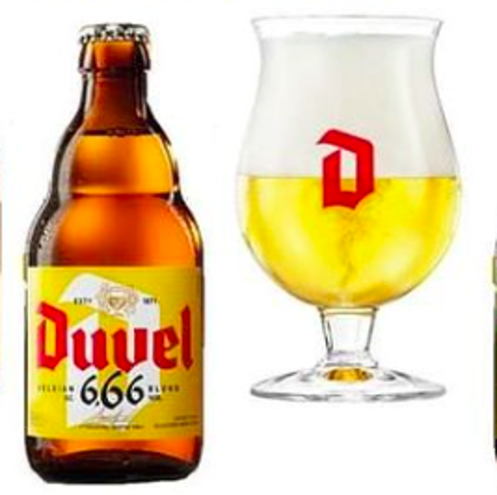 Picture of Duvel 666 6,66% 1x33cl