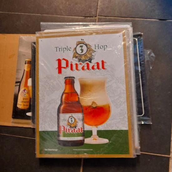 Picture of Piraat Tripel Hop Groen