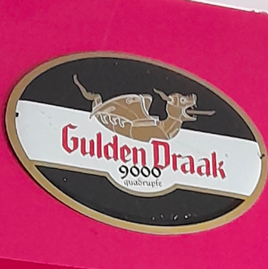 Picture of Gulden Draak 9000 Black ovaal