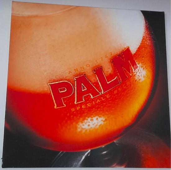 Picture of Palm Print op doek EXCLUSIEF