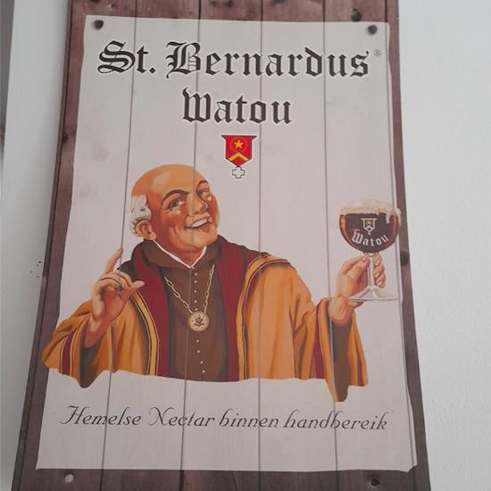 Afbeeldingen van St. Bernardus