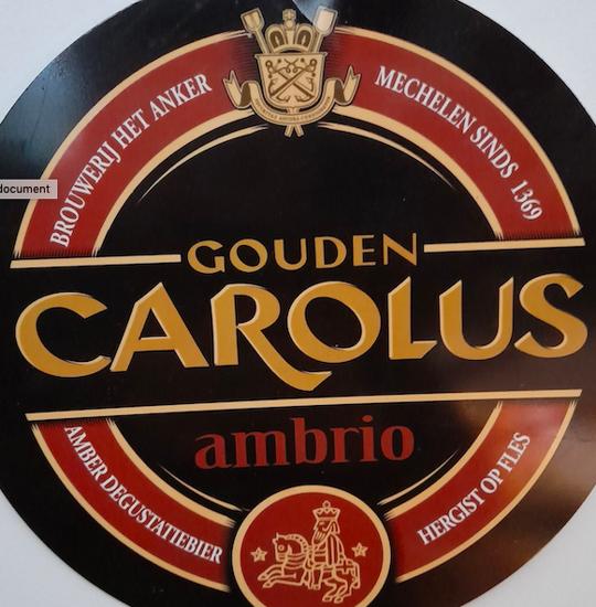 Picture of Gouden Carolus Ambrio