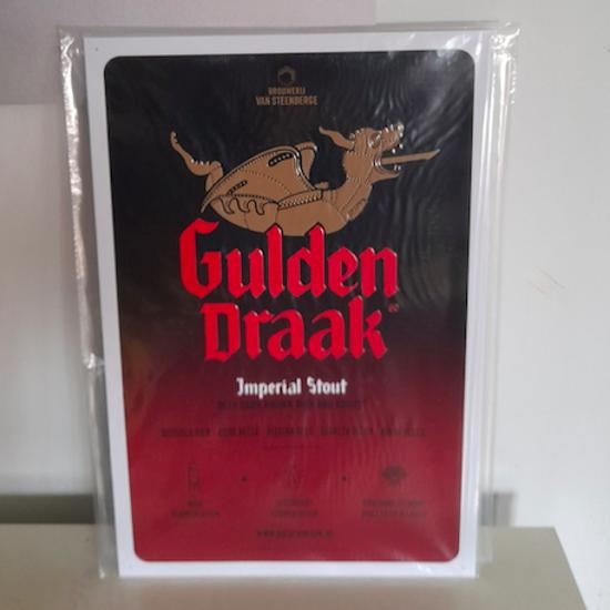 Afbeeldingen van Gulden Draak Imperial stout